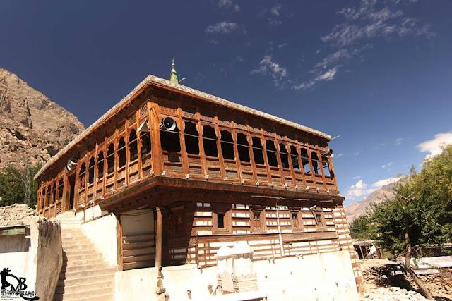 Chaqchan Mosque Khaplu