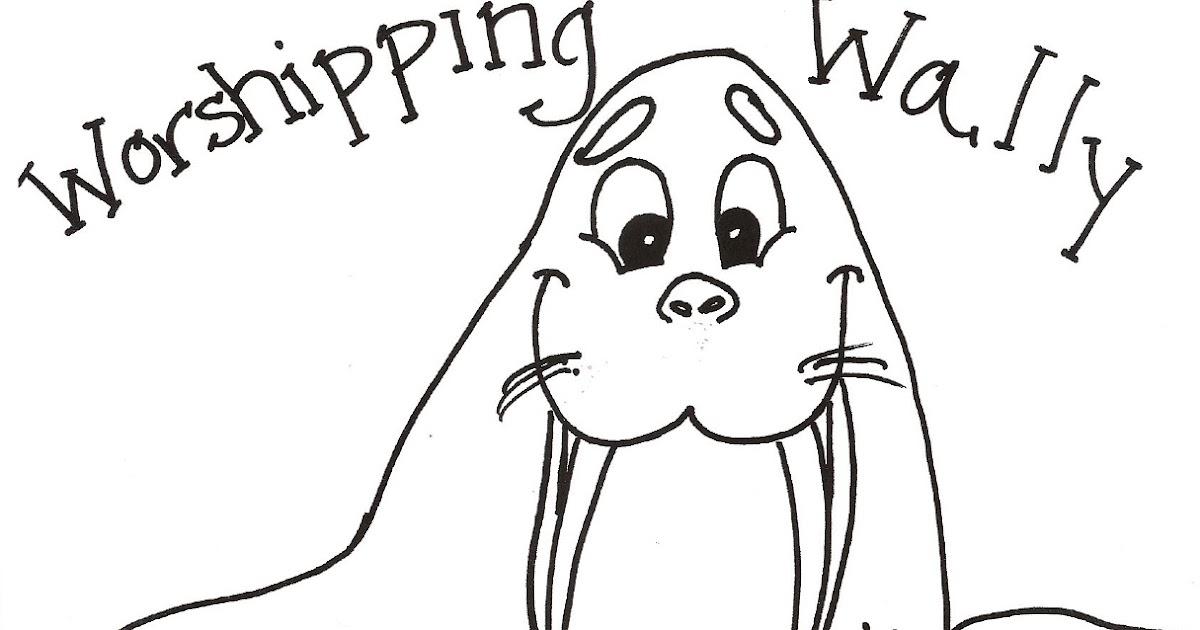Sherbert Cafe: Wally the Worshipping Walrus