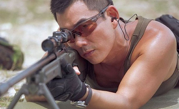 Review: THE SNIPER 神鎗手 (2009)