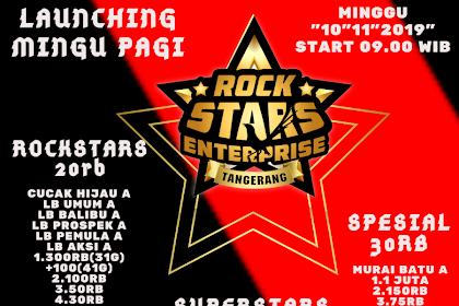 Launching Latber Minggu Pagi Rockstars Enterprise minggu 10/11/2019