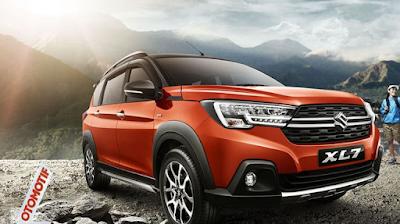 Suzuki XL7: Pilihan Mobil SUV Terbaik Indonesia