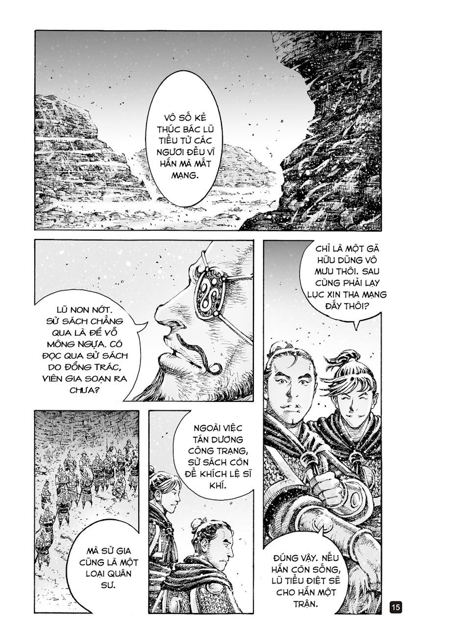 Hỏa phụng liêu nguyên Chương 544: Nghịch tử cứu quốc trang 14
