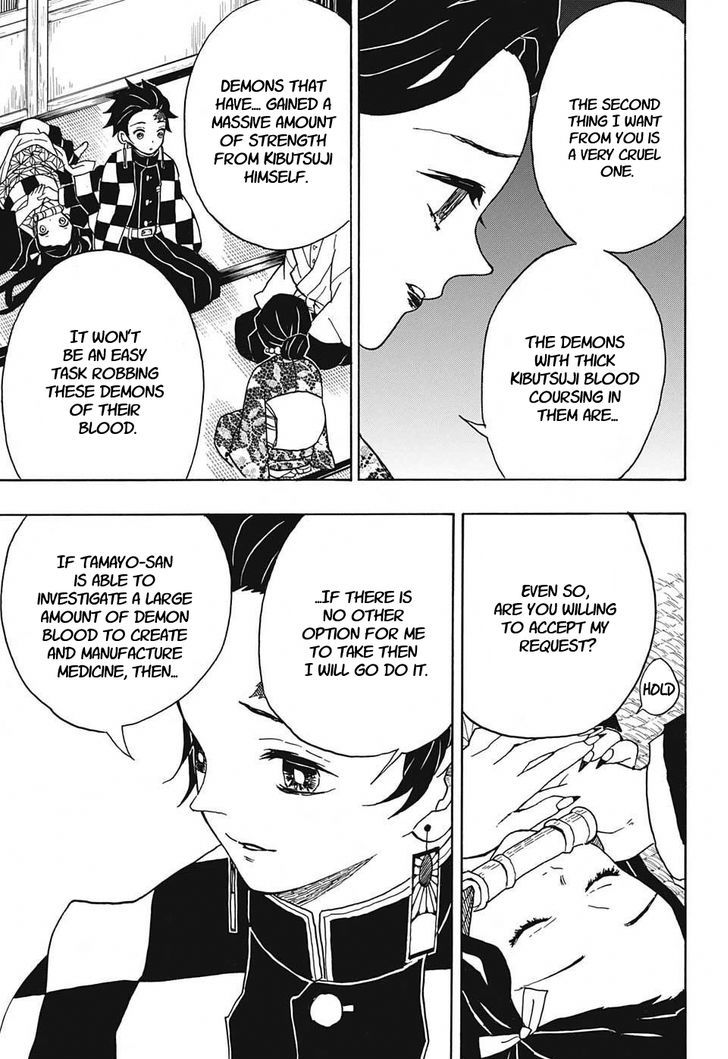 DEMON SLAYER: KIMETSU NO YAIBA CHAPTER 15 175
