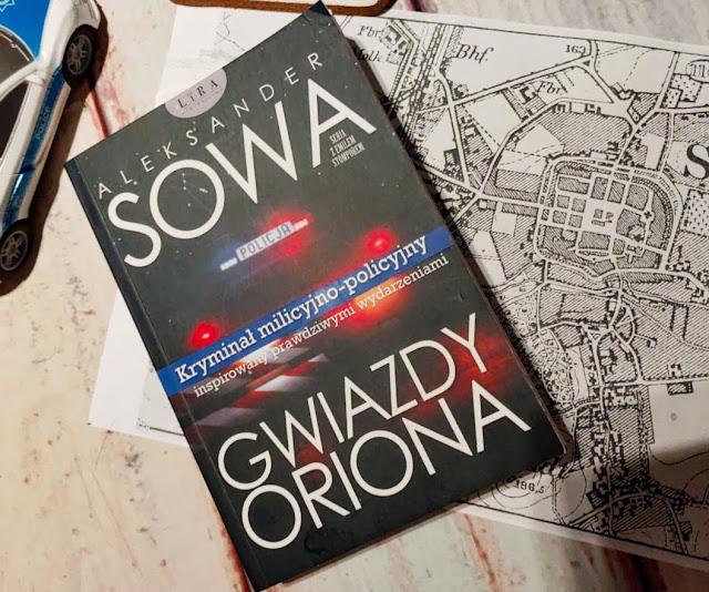 Wydawnictwo Lira: Aleksander Sowa - Gwiazdy Oriona