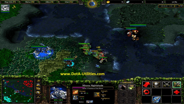 Dota Utilities Warcraft 3 Manabars War3mp Download