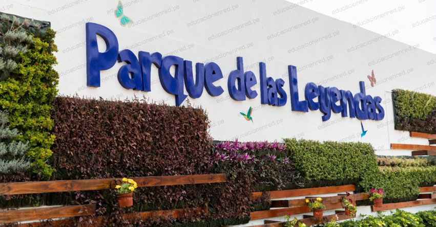 PARQUE DE LAS LEYENDAS 2021: Entradas se pueden adquirir de manera virtual a fin de evitar el contacto físico, informó la Municipalidad de Lima