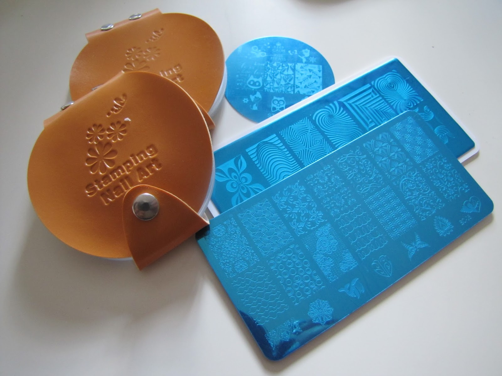 a4689e60a8 I do have a stamping plate holder for the small round plates
