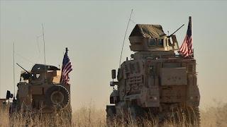 التحالف الدولي: جرح جنديين أمريكيين في اشتباكات مع قوات الأسد