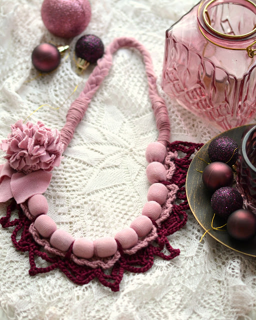 Redesigning the Carnation Necklace