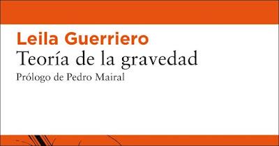 'Teoría de la gravedad' de Leila Guerriero