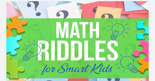 MATHS RIDDLES FOR SMALL KIDS