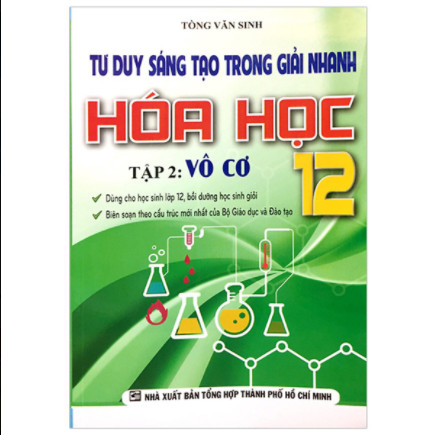 Tư Duy Sáng Tạo Trong Giải Nhanh Hóa Học 12, Tập 2: Vô Cơ ebook PDF-EPUB-AWZ3-PRC-MOBI