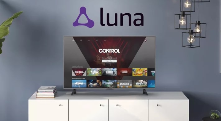 Amazon's Luna Cloud Gaming
