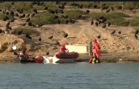 O jovem Henrique Lemos de Oliveira, de 18 anos, morreu afogado na última quarta-feira (09)