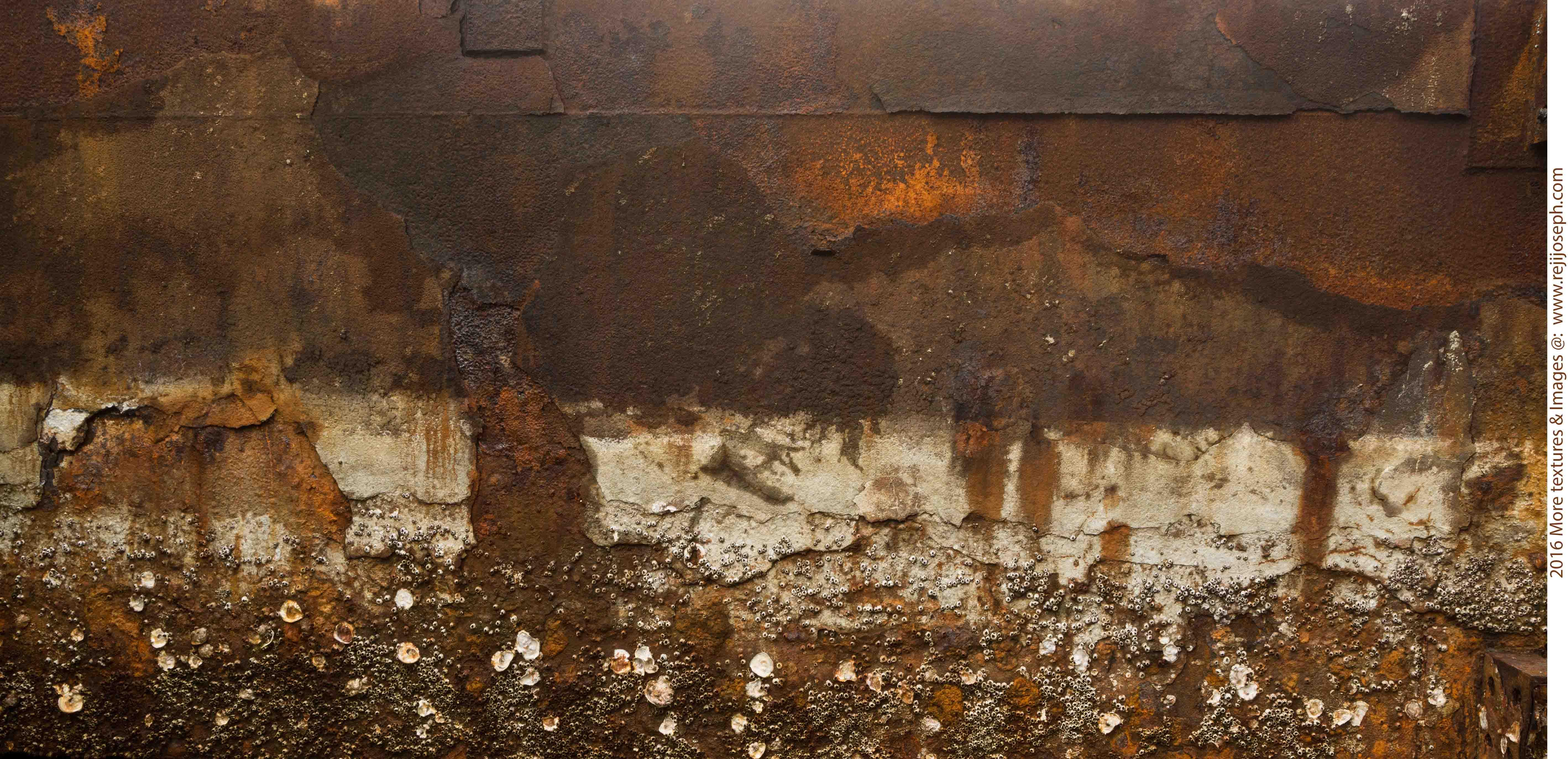 Rusty metal texture 00015