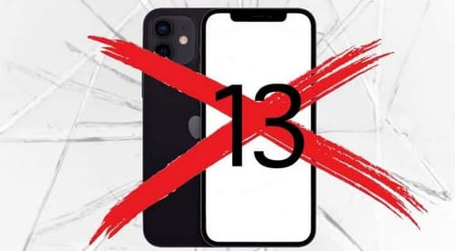 Apple may skip the number 13 when naming the next iPhone for strange reasons