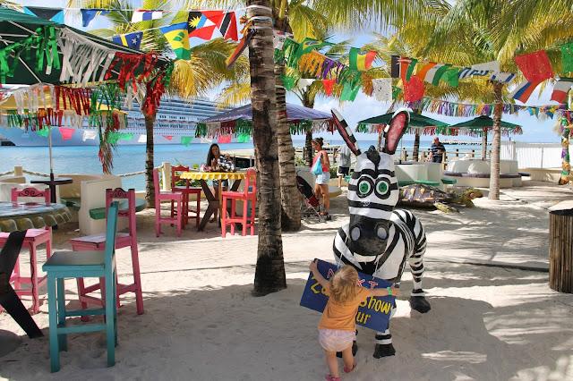 Lasten kanssa reissussa Carnival Gloryllä