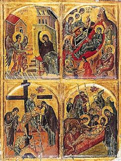 Για του Χριστού την πίστη την αγία και της πατρίδος την ελευθερία