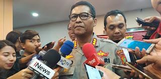 Polisi Tahan Sekjen PA 212 Ustaz Bernard Abdul Jabbar