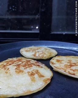 Easy to make Banana Pancake Recipe