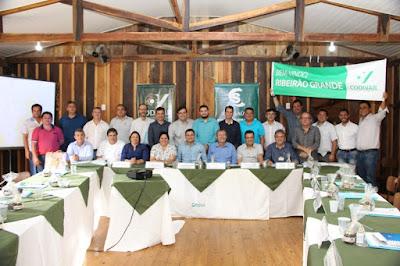 Renato Soares participa de reunião conjunta do Codivar e Consaúde.