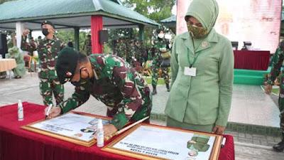 Pangdam I/BB Kunjungi Batalyon Infanteri Raider Khusus 136/Tuah Sakti