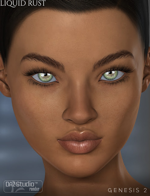Carissa for Genesis 2 Female