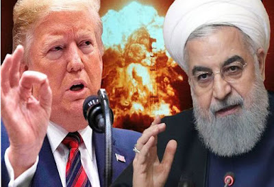 Trump: I don't want to go to war with Iran
