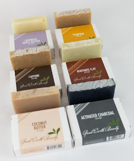 Good Earth Beauty Exclusives #natural #vegan Bar Soap