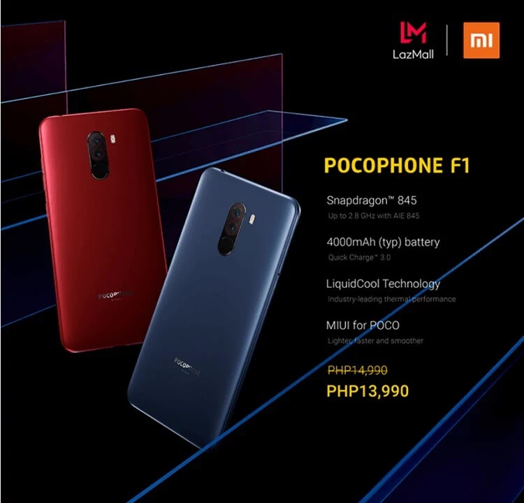 Pocophone F1 Gets a Price Drop