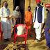 दिव्यांग मां-बेटी व अंधे पिता सहित पूरे परिवार को ऋषि ने लिया गोद
