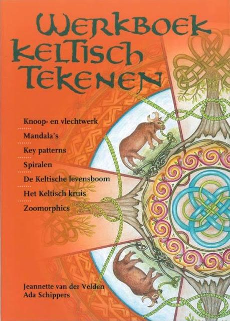 Op de boekenplank: Beginnen met Keltisch tekenen