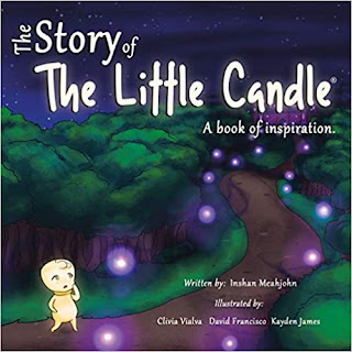 The Story of the Little Candle (Author Interview)