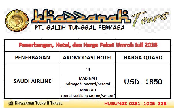 Harga-Paket-Umroh-Juli-2018-Khazzanah-Tour-Travel