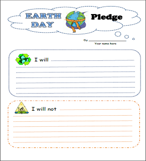 The simple pledge de