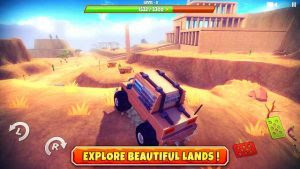 Game Zombie Offroad Safari