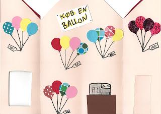 Butikby Ballon Butikken