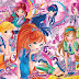 Winx Club Season 7 - School Wallpaper!