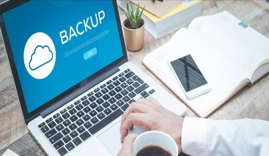 How to back up your PC