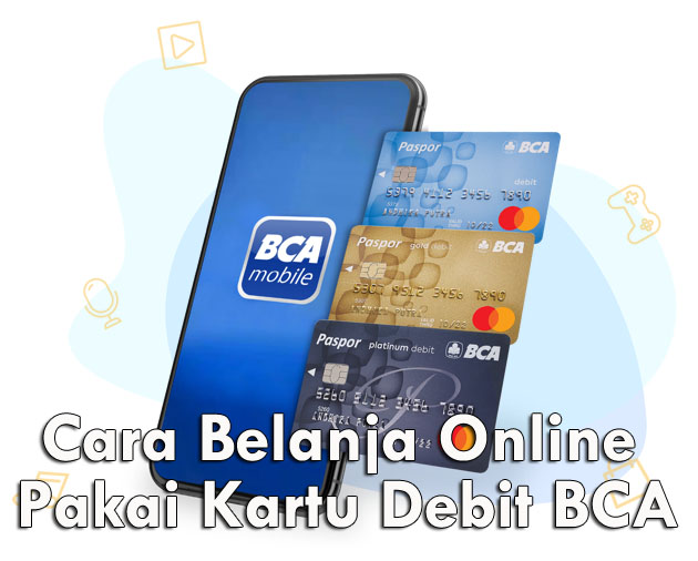 cara belanja online pakai kartu debit