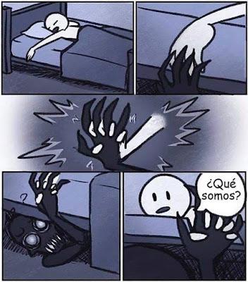Meme de humor sobre los miedos