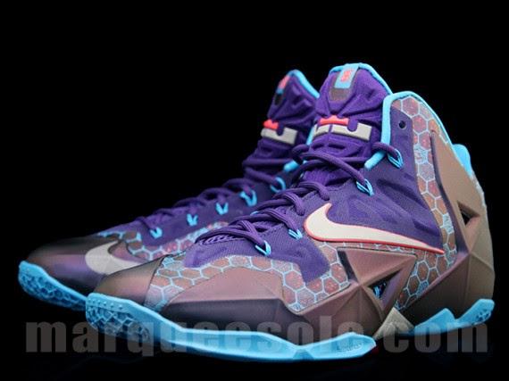 outlet store f0c69 37af4 Nike LeBron 11