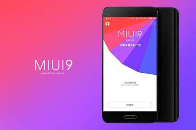 Kelebihan MIUI 9 dan cara updatenya