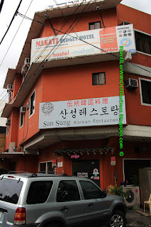 Korean Business, P.Burgos Street, Makati, Manila, Philippines
