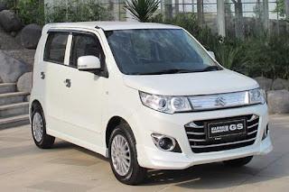 Dimensi Suzuki Karimun Wagon R AGS