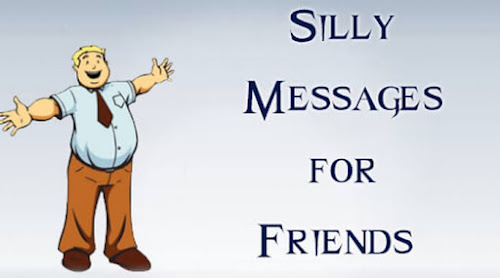 funny message for friend