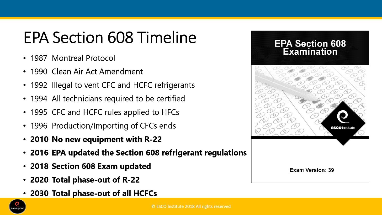 Free Webinar The Epas Updated Refrigerant Management Requirements