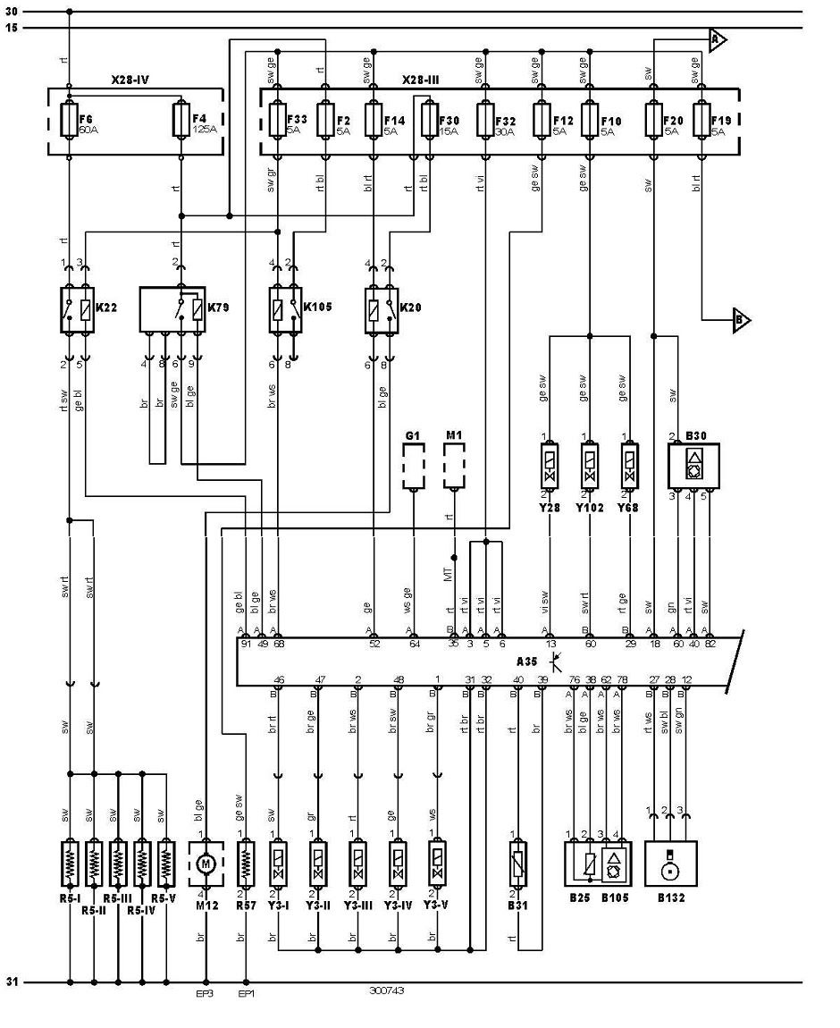 1974 VW BUG FUSE BOX - Auto Electrical Wiring Diagram