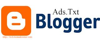 Blogger Ads.txt