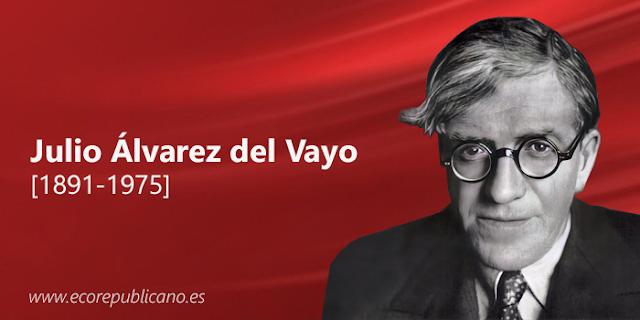 Julio Álvarez del Vayo